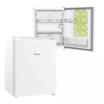 Geladeira/refrigerador 80 Litros 1 Portas Branco - Consul - 220v - Crc08cbbna